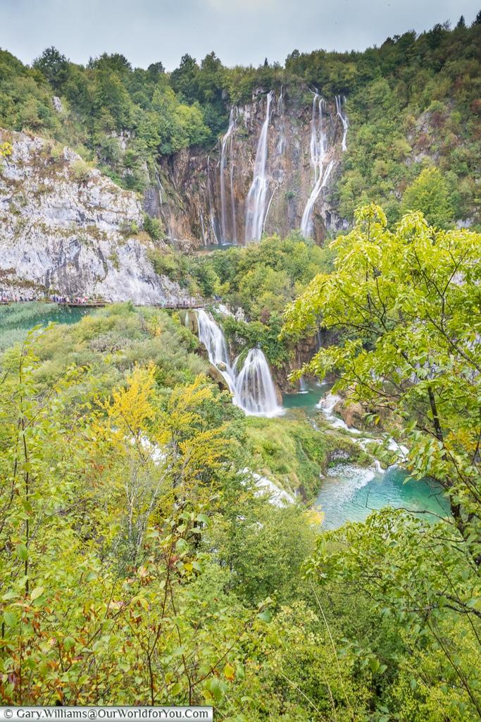 Veliki Slap, Plitvice Lakes, Croatia
