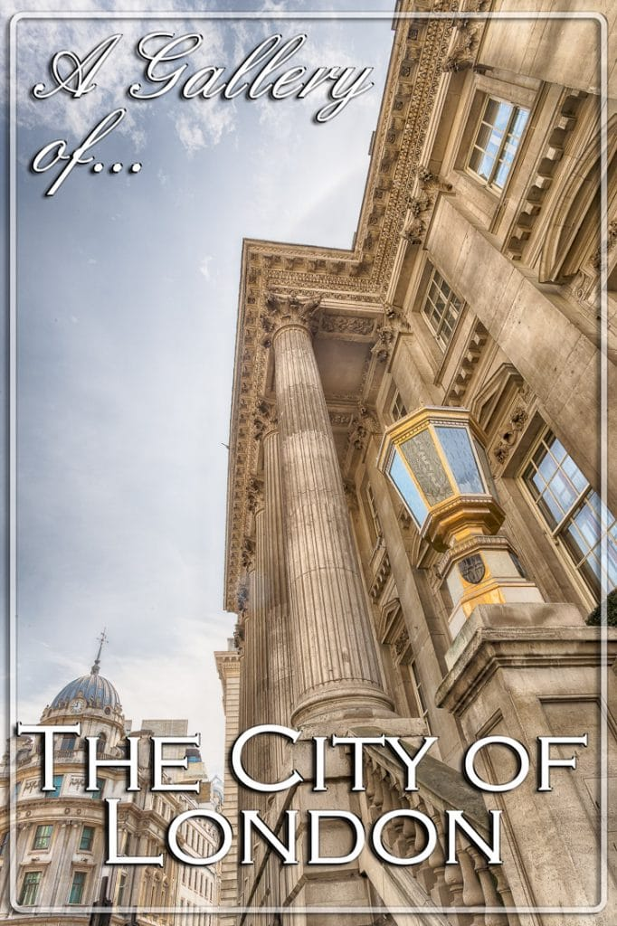 A Gallery of the City of London