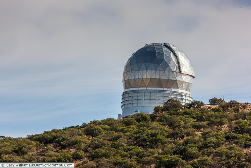 McDonald Observatory, Texas, America, USA