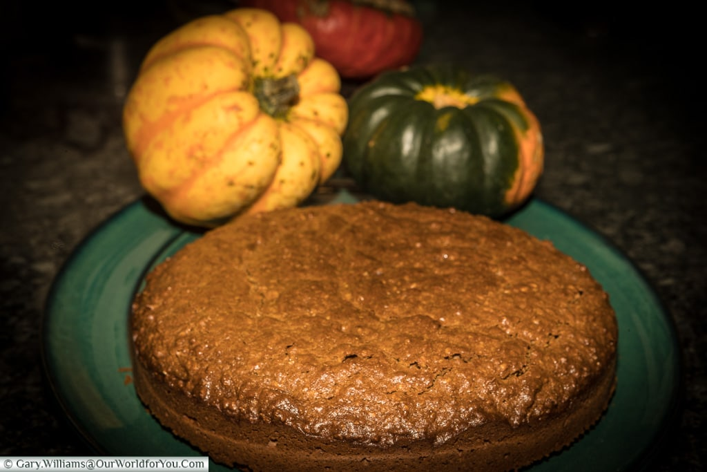 Parkin Cake Recipe Uk
