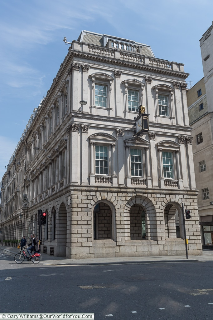 The Atlas Building, City of London, London, England, UK