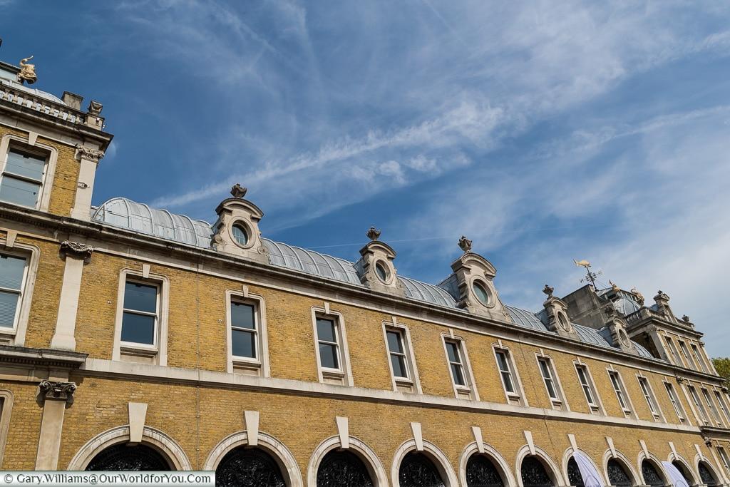 The Billingsgate Market, City of London, London, England, UK