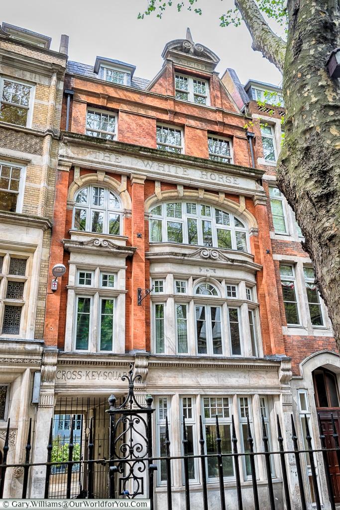 The White Horse, City of London, London, England, UK