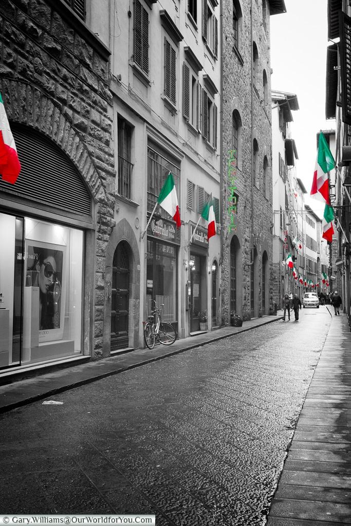 Celebrating Italy, Florence, Tuscany, Italy