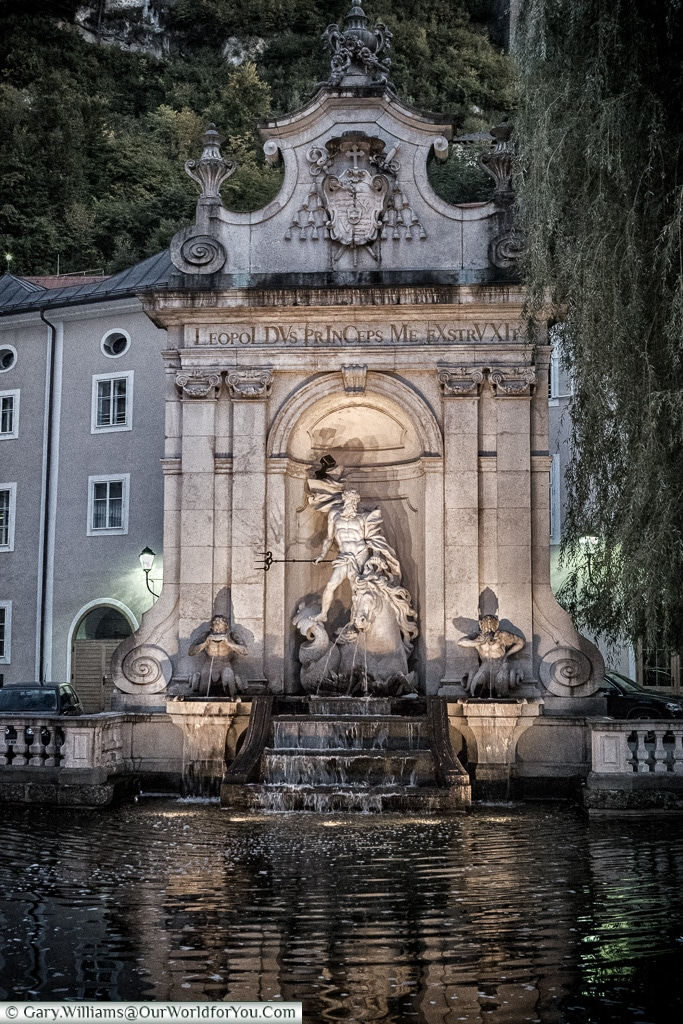 Kapitelschwemme, Salzburg, Austria