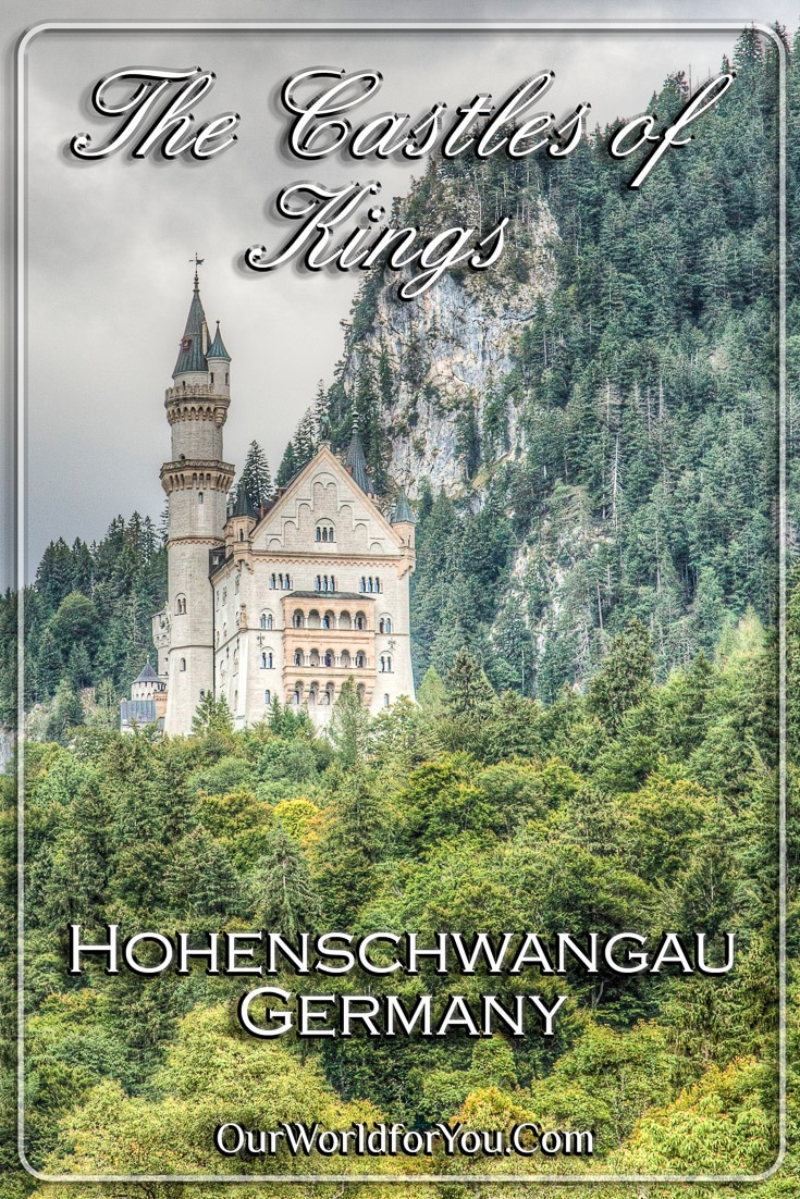 Castles of Kings, Hohenschwangau, Germany