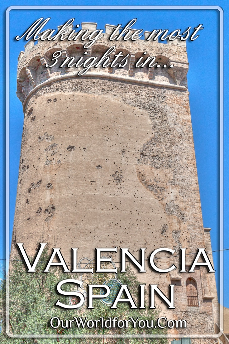 3 nights in Valencia, Spain – Part 4: Making the most…