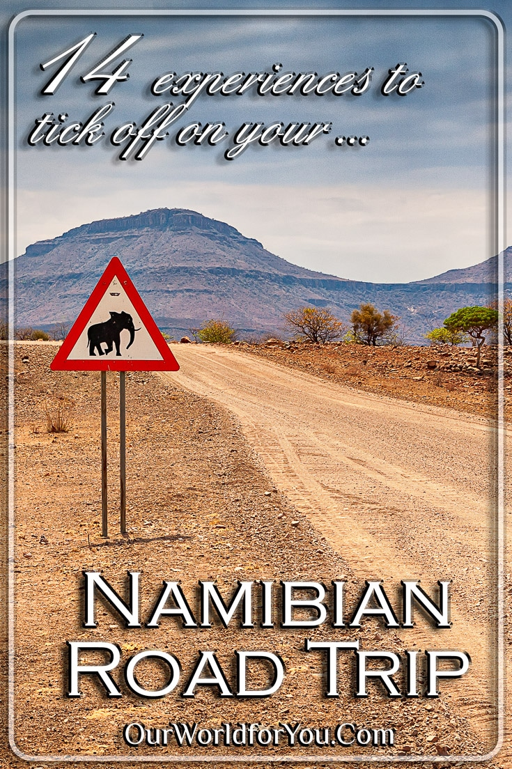 14 experiences to tick off on your Namibian Road Trip