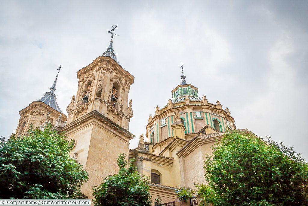 Basilica of San Juan de Dios, Granada, Spain