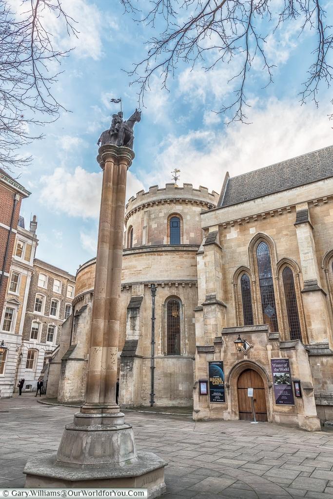 Inner Temple, London, England, UK