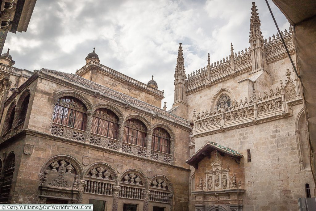 Madrasa Yusufia, Granada, Spain