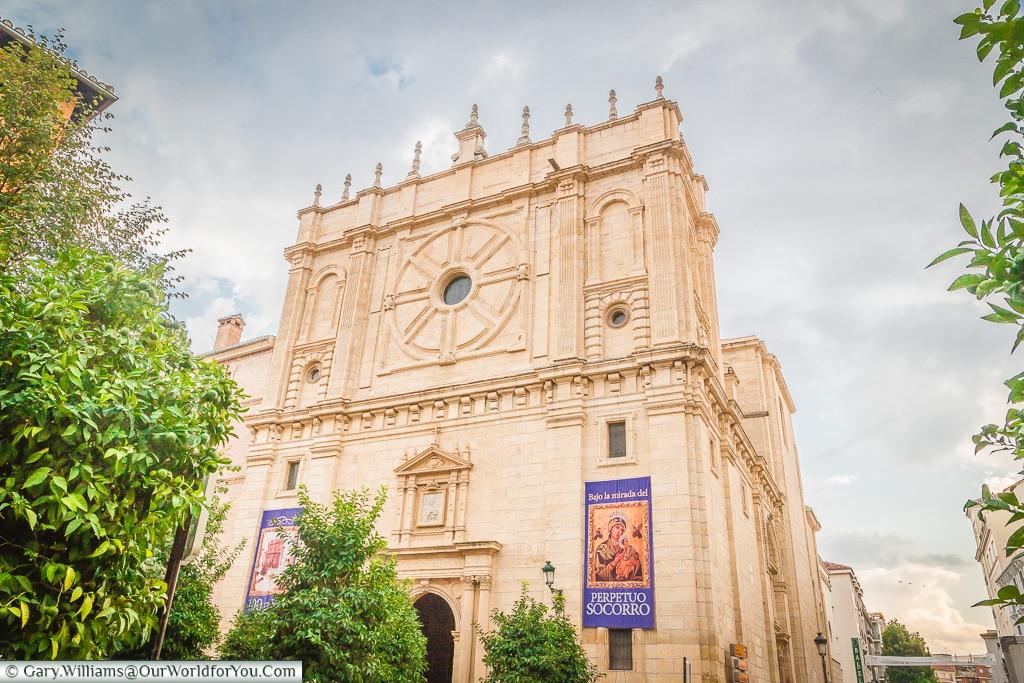 Perpetuo Socorro, Granada, Spain