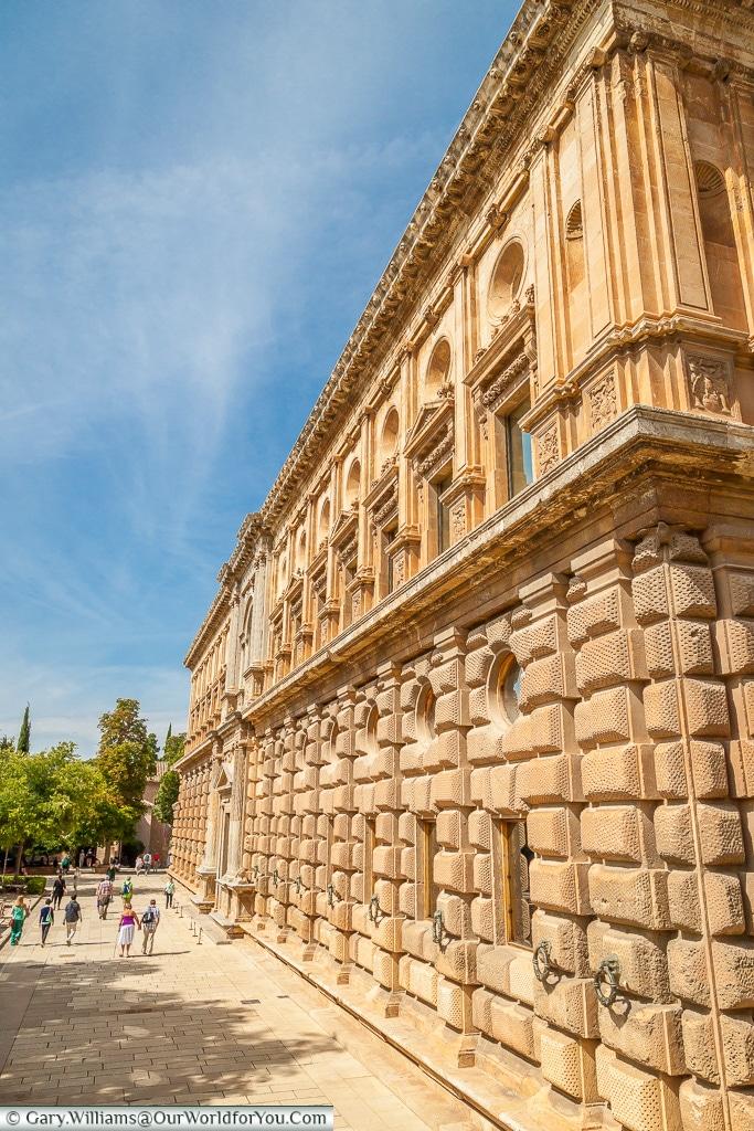 The Alhambra Museum, Granada, Spain