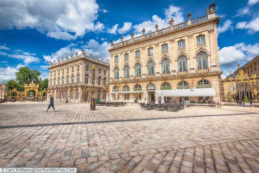 The Place Stanislas, Nancy, France