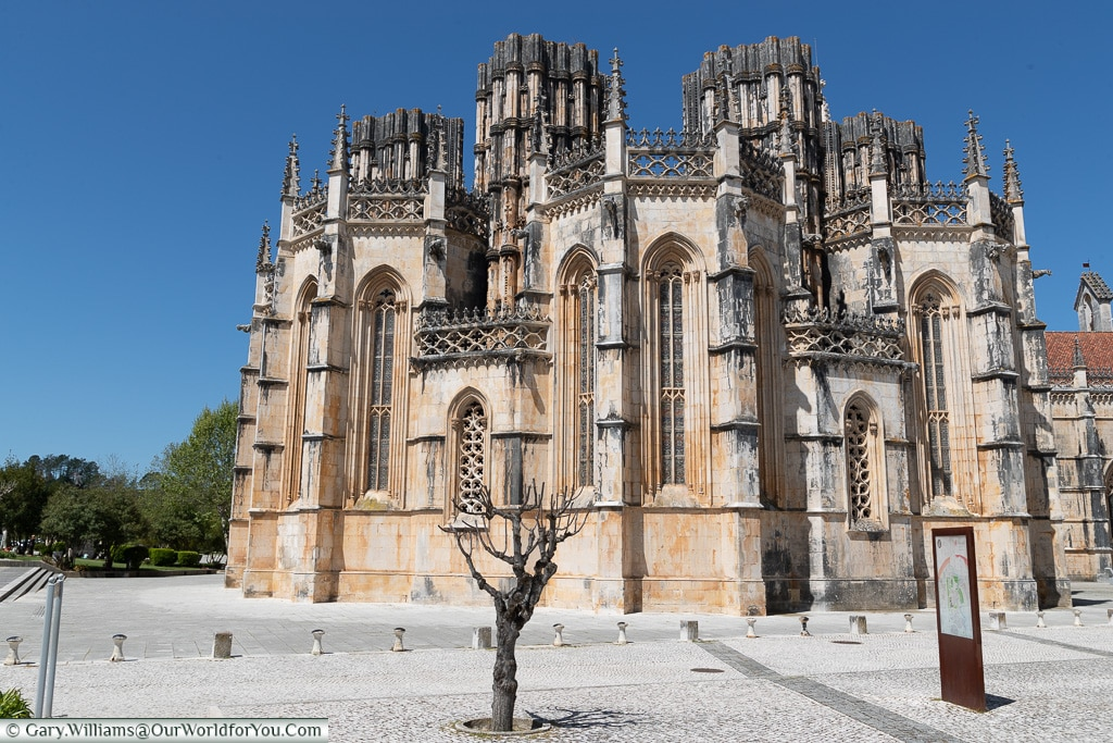 The Monastery of Batalha, Portugal
