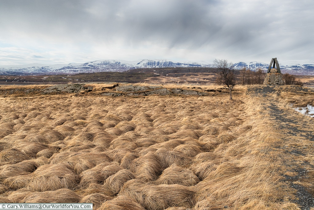 The every changing landscape of Iceland