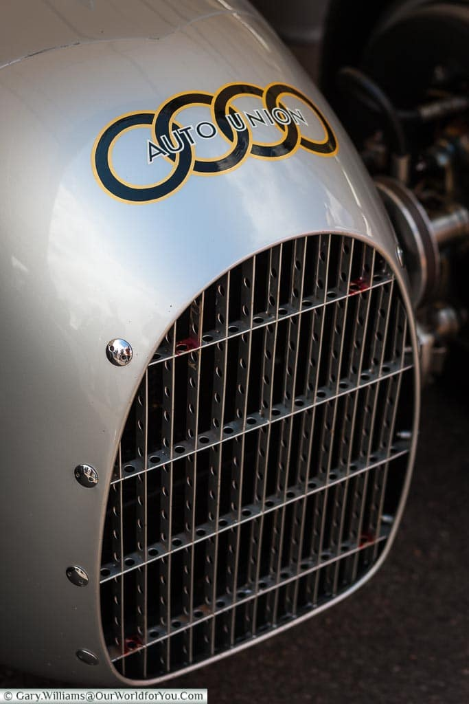 Auto Union, Goodwood, Festival of Speed, UK