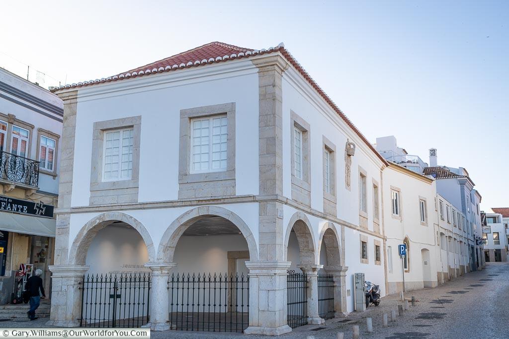The Slave Market Museum, Lagos, Algarve, Portugal