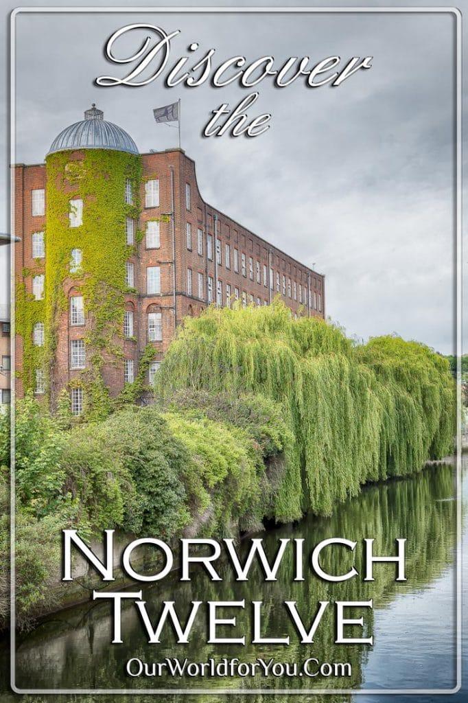 Norwich 12 - Pinterest, Norwich, Norfolk, England