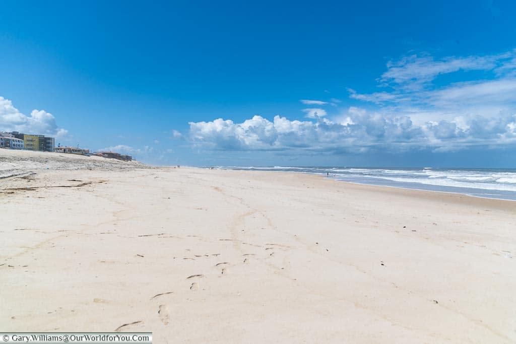 Praia da Vieira, Portugal