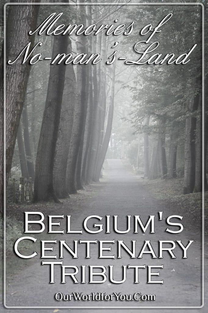 Belgium's Centenary Tribute