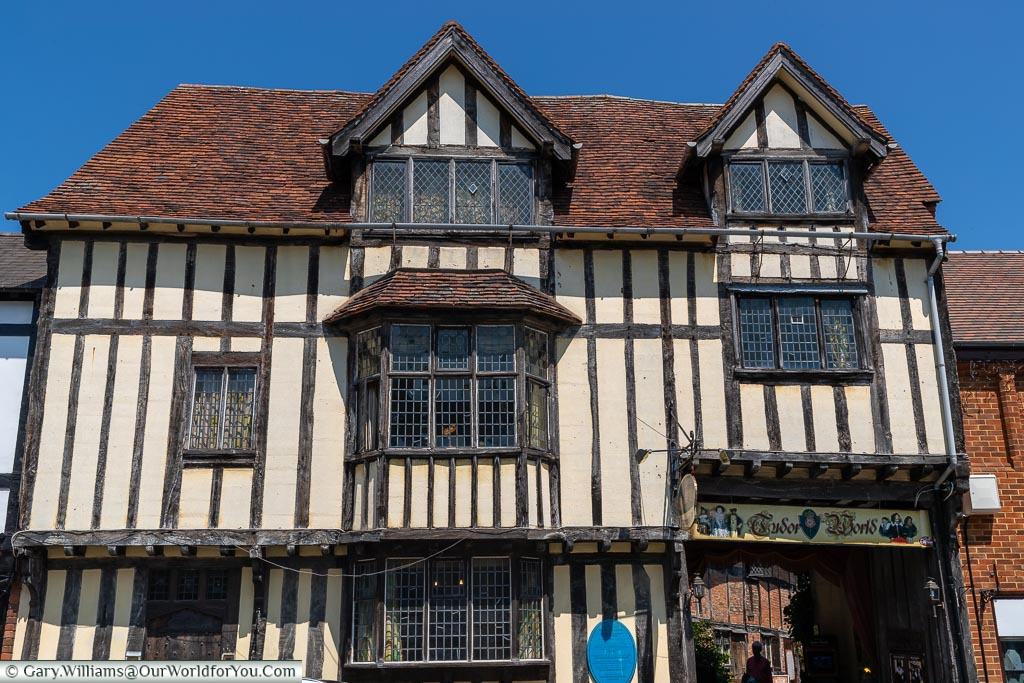 Shrieve's House, Stratford-upon-Avon, Warwickshire, England, UK