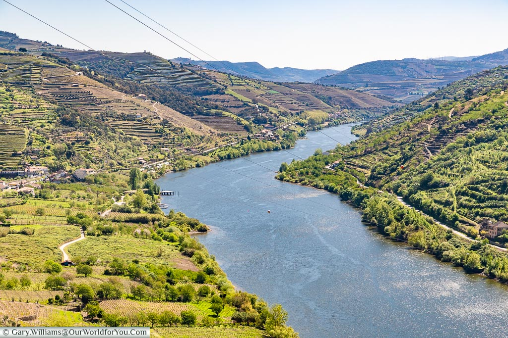 The Terraces of the Douro Valley, Portugal