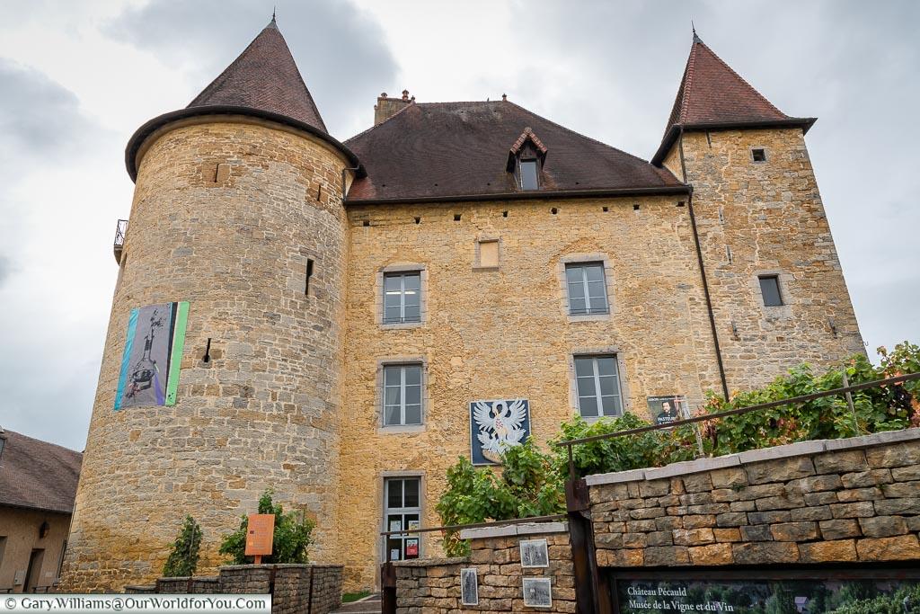 Château Pécauld, Arbois, France