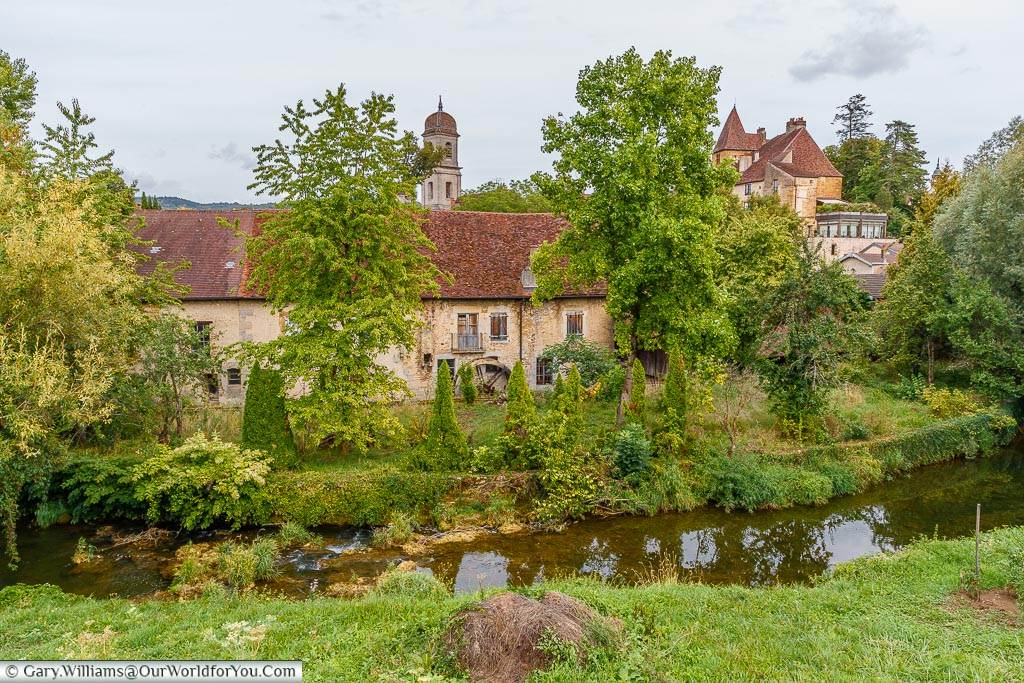 The Mill, Arbois, France