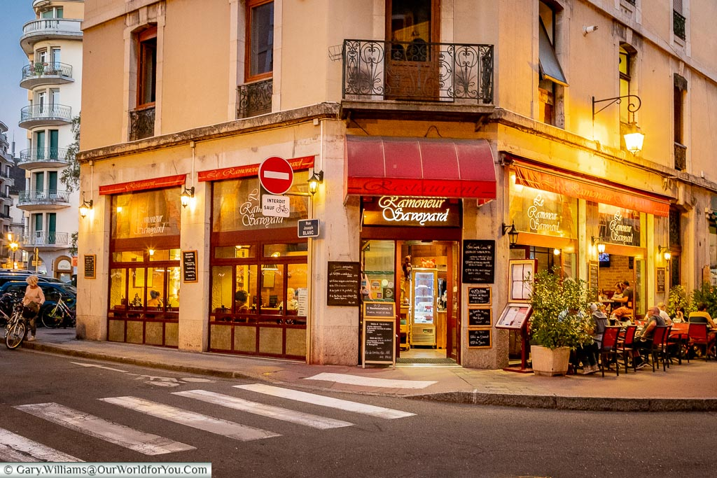 Le Ramoneur Savoyard, Annecy, France