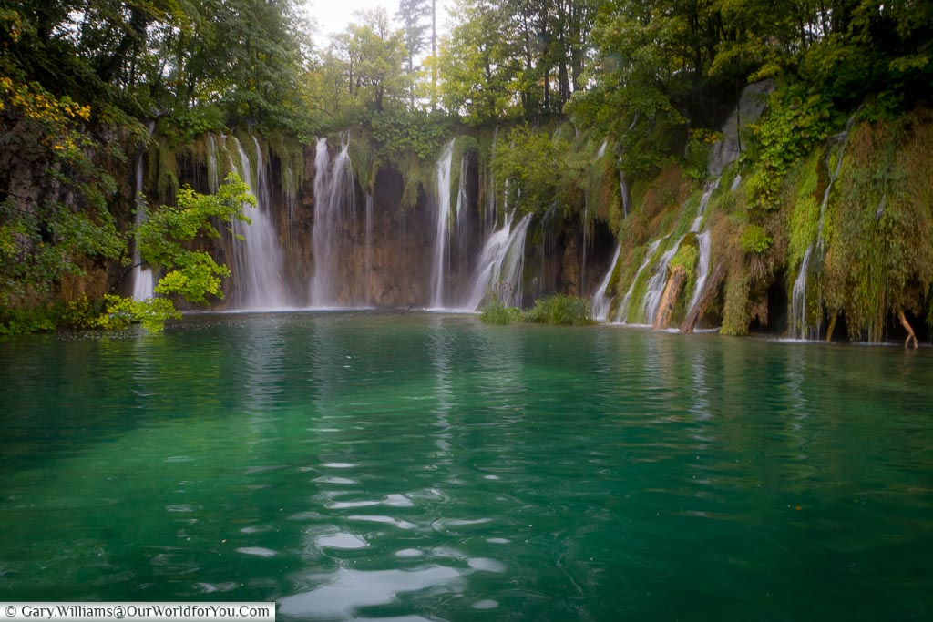 The many pools, Plitvice Lakes, Croatia