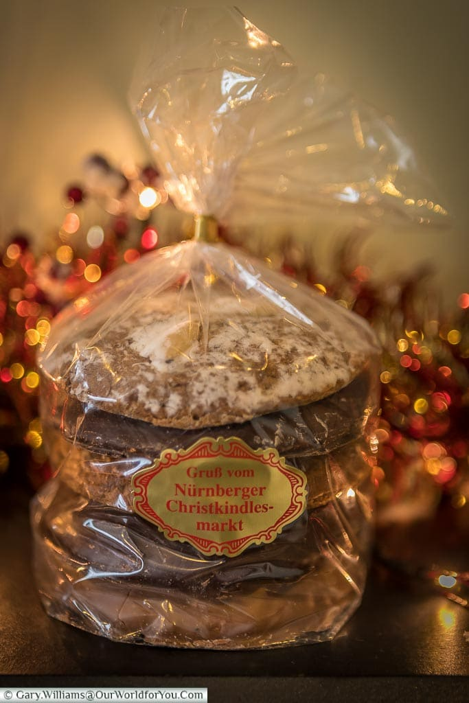 Gingerbread from Nuremberg, Germany