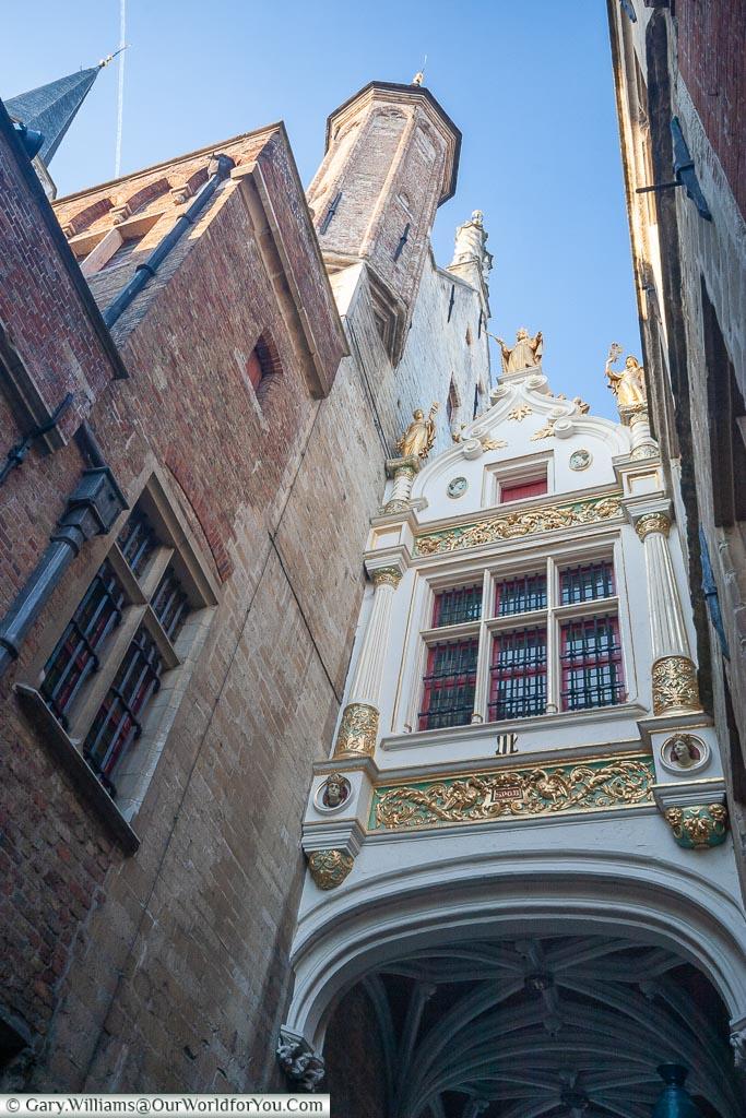 Oude Civiele Griffie, Bruges, Belgium