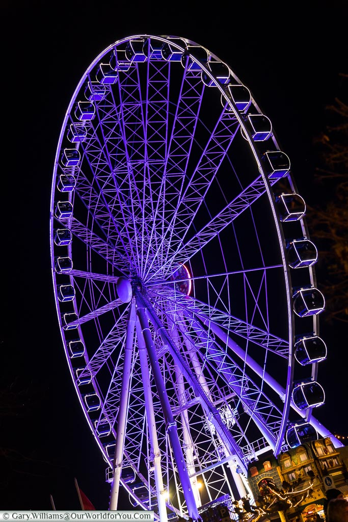 The Wheel of Vision, Düsseldorf, Germany