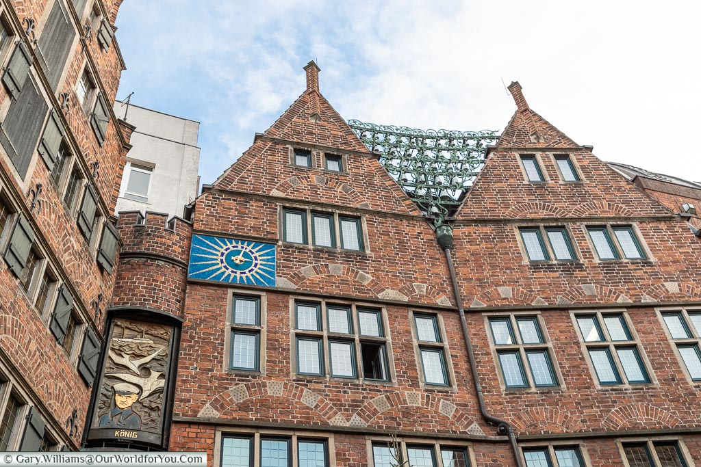 Glockenspiel House, Bremen, German Christmas Markets, Germany
