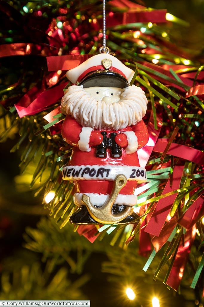 Newport Rhode Island decoration