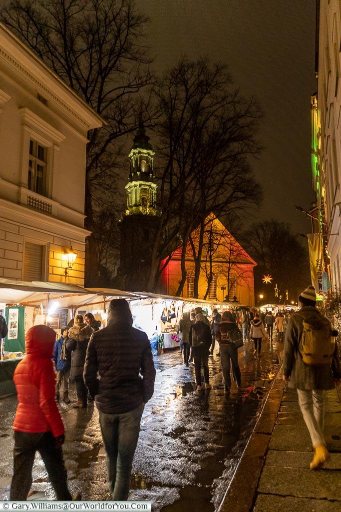 The Eco Friendly market, Berlin German Christmas Markets