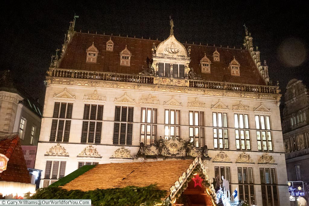 The Guild House, Bremen, German Christmas Markets, Germany