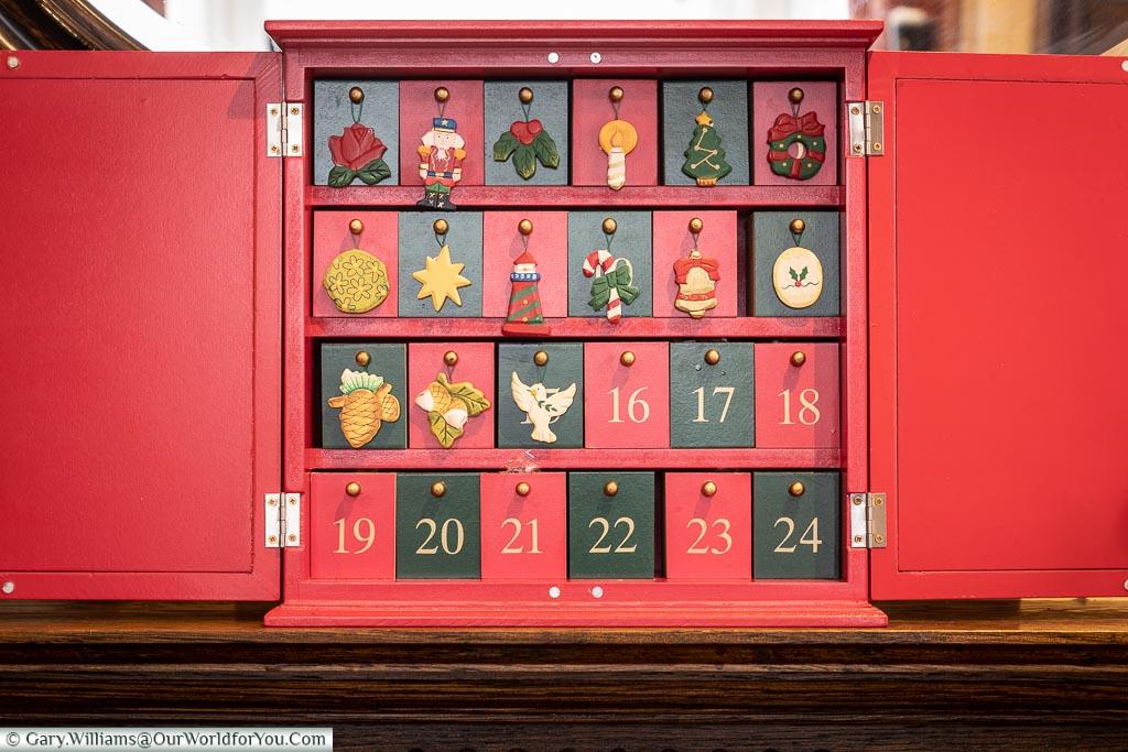 The open Advent Calendar