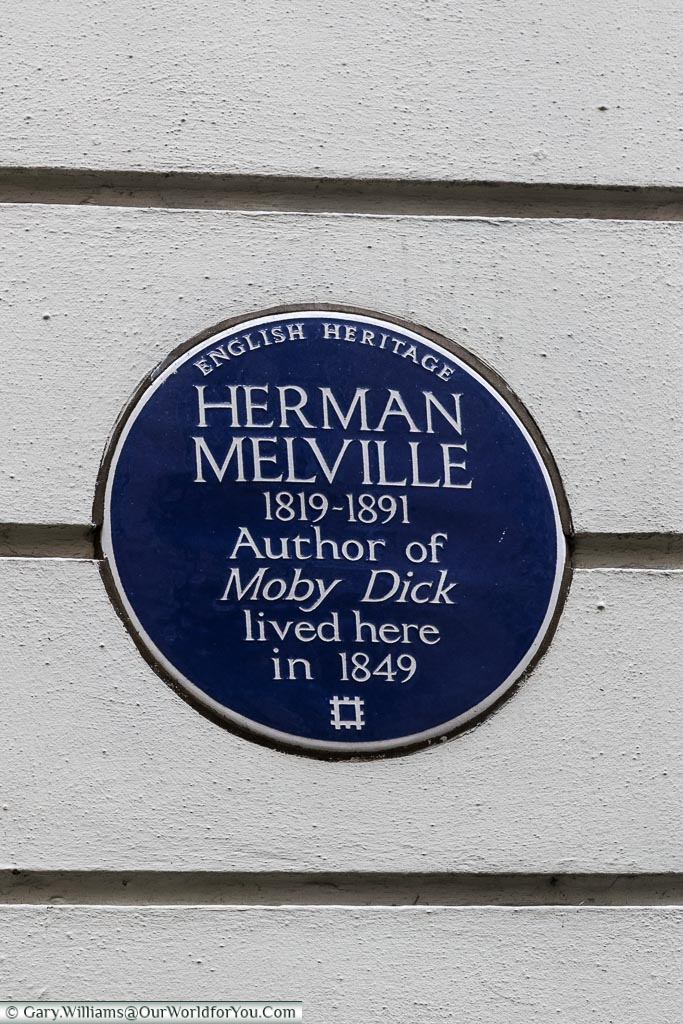 Who knew?, Blue Plaques, London, England