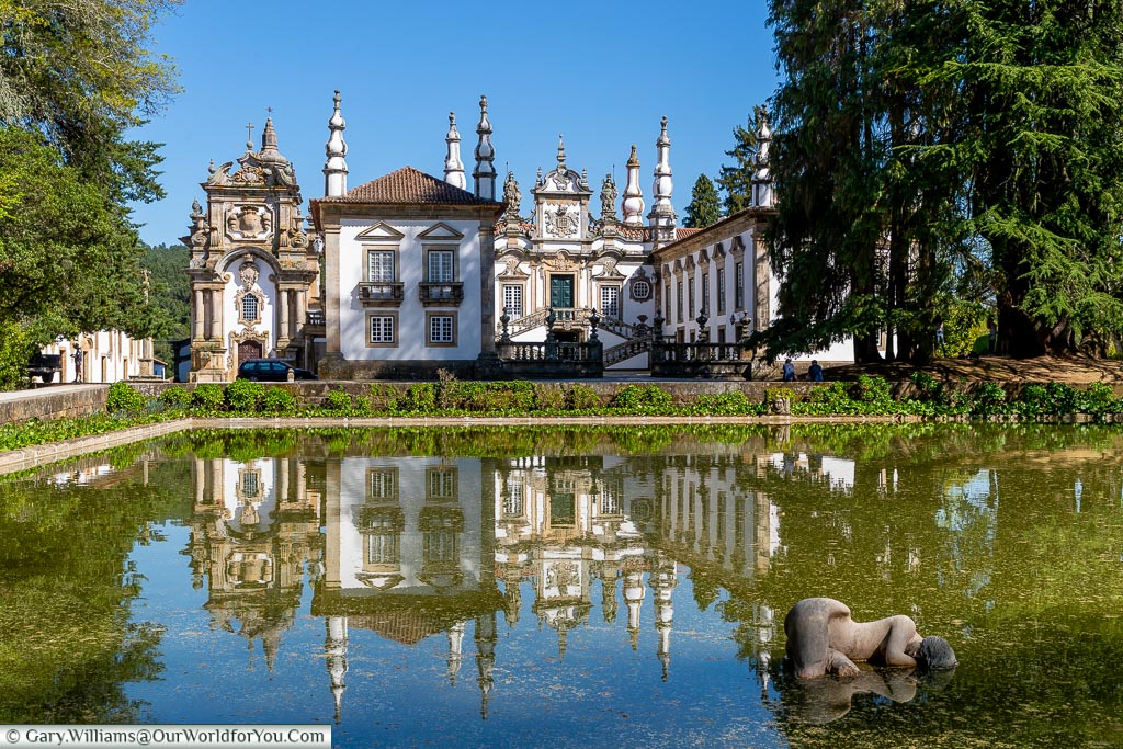 Casa de Mateus, Portugal