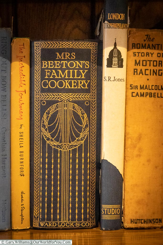 Mrs Beeton's Family Cookery book