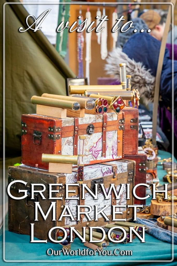 A visit to Greenwich Market, Greenwich, London, England, UK