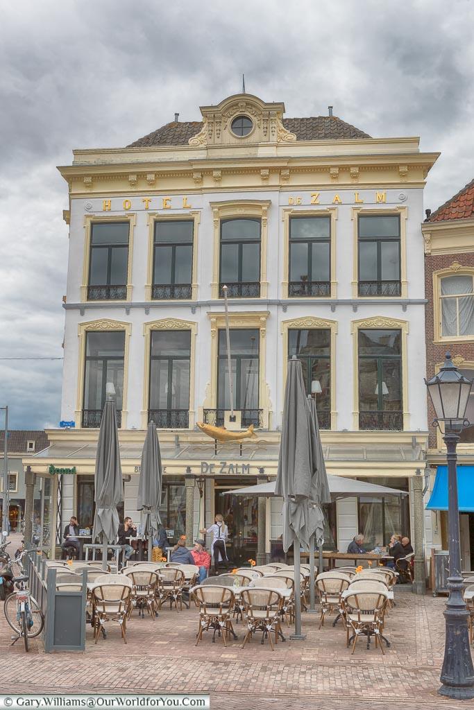 Hotel de Zalm, Gouda, Holland, Nethelands