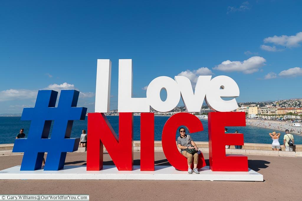 ILoveNice, Nice, France
