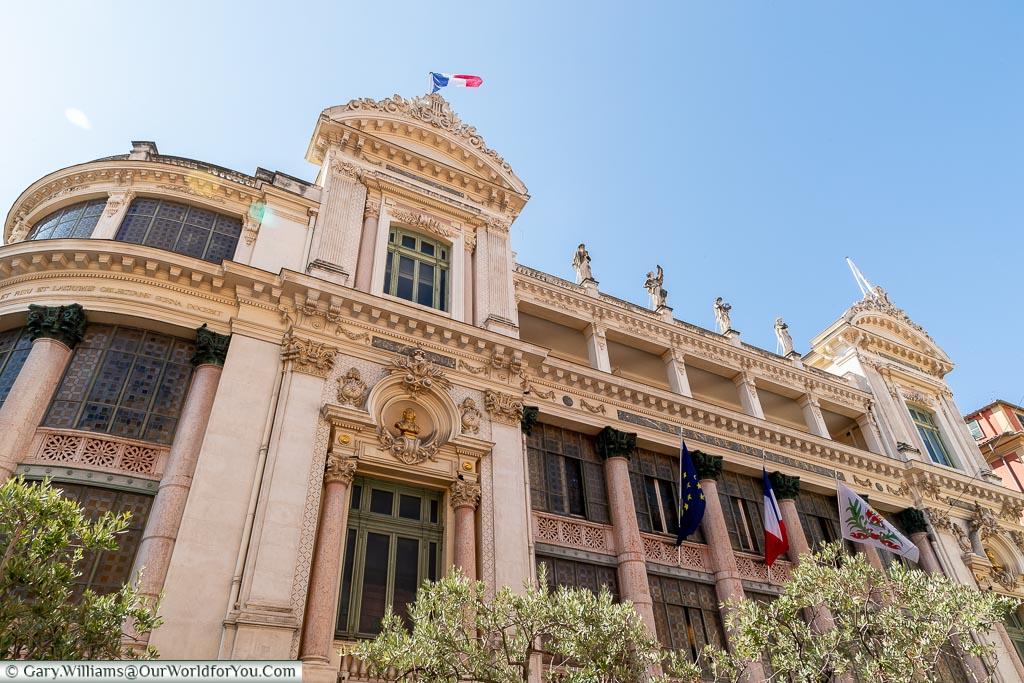 Nice Opera House, Nice, France
