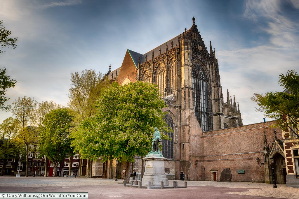 St Martin's Cathedral, Utrecht, Holland, Netherlands