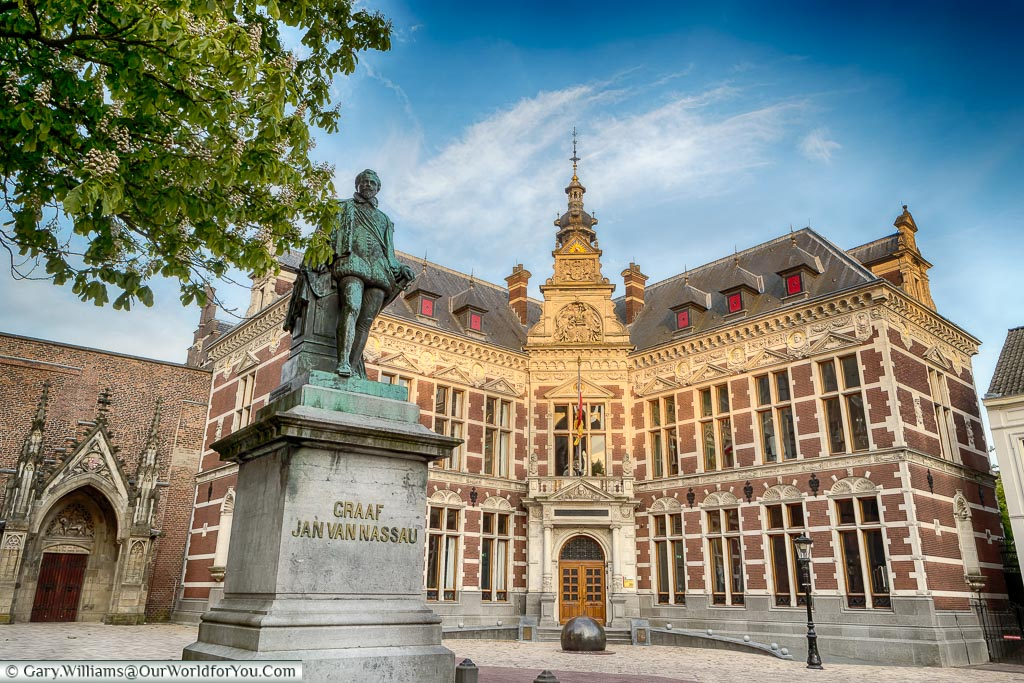 Utrecht University, Utrecht, Holland, Netherlands