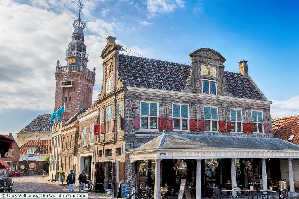 da Waag - Monnickendam, Holland, Netherlands