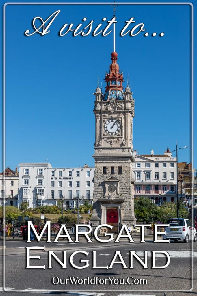 A visit to Margate in Kent, England